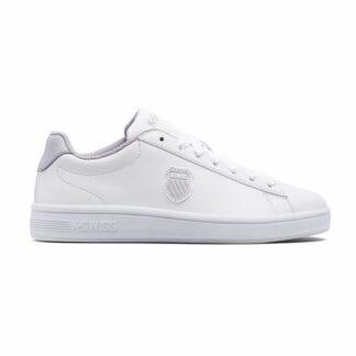 White/evening haze sneakers - Court shield